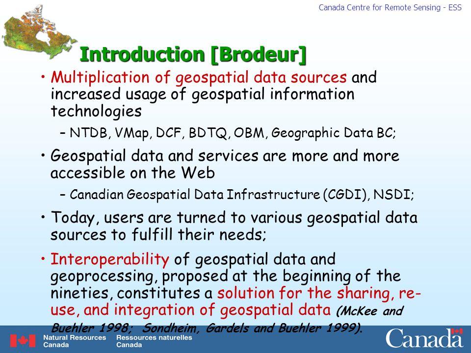 Introduction [Brodeur]